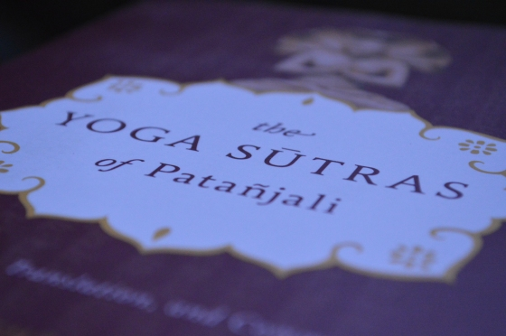 Yoga-Sutras cover